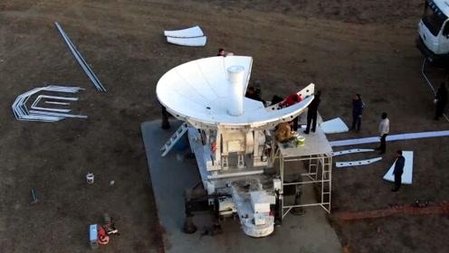 不可描述!西安卫星测控中心某机动分队千里机动完成重大测控任务