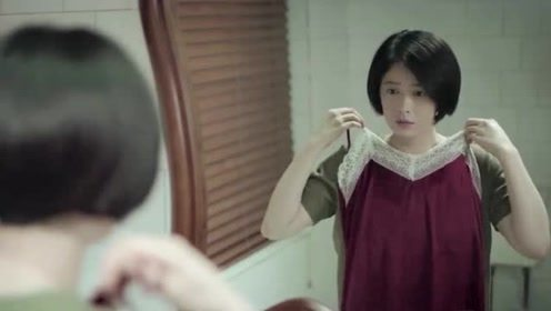 奔腾年代:汉卿送金灿烂一件旗袍,穿上后汉卿看愣了,抱住她就猛亲
