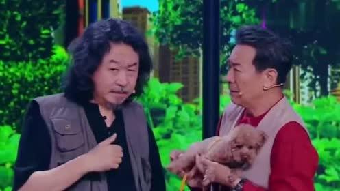 跨界喜剧王:寇振华刘烨将狗送人,差一点闹出狗命!