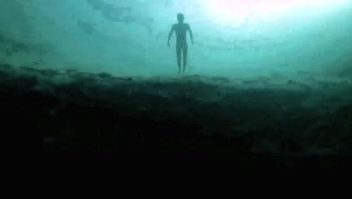 极限深海潜水,这环境看得我心里慌