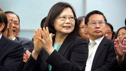 """岛内30""""独派""""串联支持蔡英文,这是一条让台湾毁灭的不归路"""