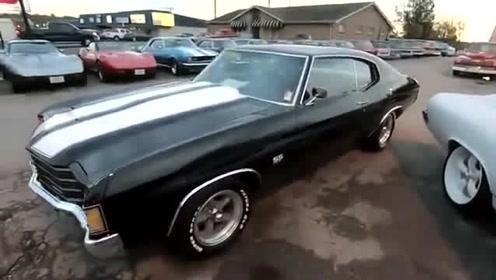 看看美国人收藏的复古老爷车!
