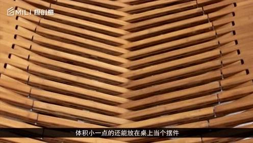 国外男子凭借一块木板获得国际大奖,张开木板那一刻,引全场赞叹