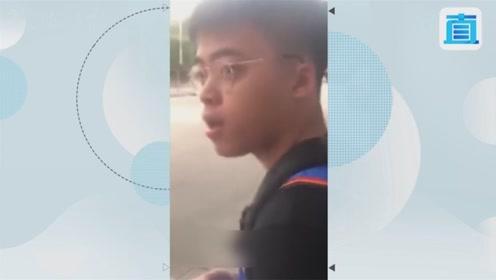 香港暴徒被在港外国人痛骂:父母没教你该如何正确的行为处事吗?