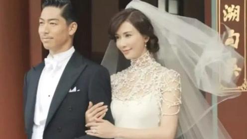 林志玲落泪告白老公:谢谢你让我有勇气接受爱情