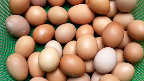 这3种鸡蛋记得不要买,再便宜也不能要,白送也不吃
