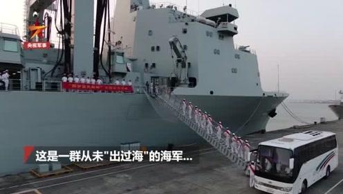 一群从没出过海的海军终于出海了...只因他们即将退役