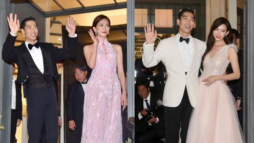 最美新娘!林志玲婚礼换多套礼服 秀傲人身材美又仙