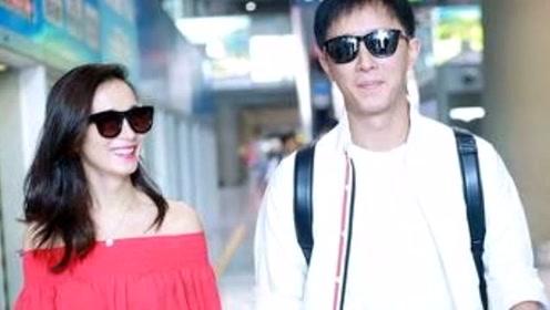 卢靖姗回应六个字与韩庚结婚传闻 难掩甜蜜好心情