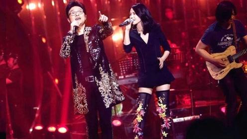 活久见!谭维维汪峰两人同台互飙高音,简直是神仙在唱歌