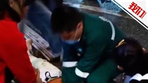 湖南岳阳大风袭城  一女大学夜间被高空坠物砸中头部身亡