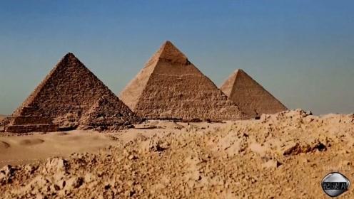 金字塔底座完美正方形的秘密!古埃及建造者们极具建筑智慧!