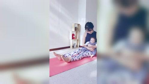 产后瑜伽:骨盆矫正瑜伽