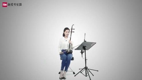 新爱琴从零开始学二胡:第32课《二泉映月》讲解