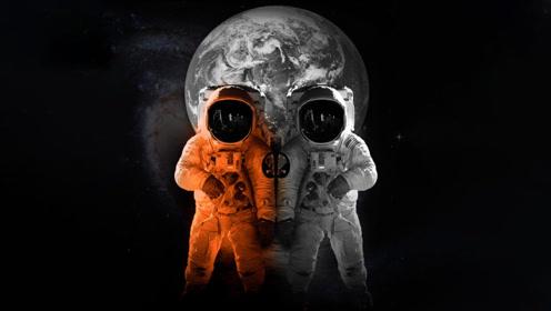 为什么电影里的宇航服有两个颜色?