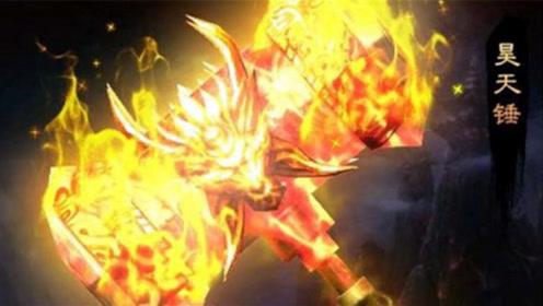 斗罗大陆:唐三手里的昊天锤有多恐怖?进化到最终形态后,一锤秒杀神王!