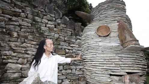 贵州一男子隐居荒山23年,原本一无所有,出山后竟然成亿万富翁