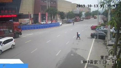 忽视安全,危险就在一瞬!
