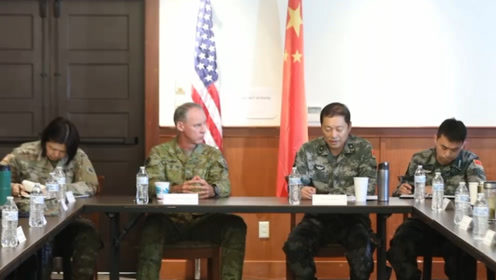 重磅!中美两军在夏威夷举行联合演练 释放强烈信号