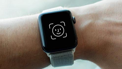 苹果Apple Watch获新专利:支持Face ID和特殊运动传感器