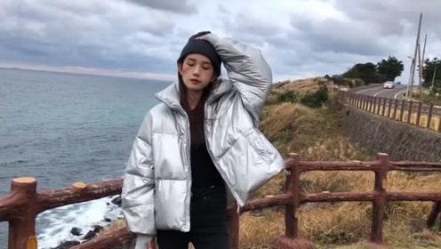 秋冬可盐可甜的时尚穿搭,基础款的保暖外套搭配,轻松打造优雅风