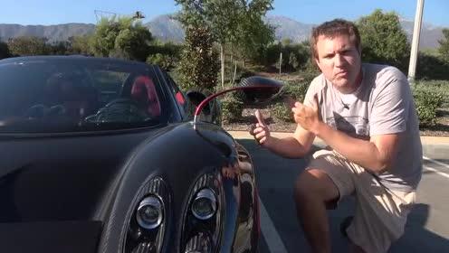 海外详尽评测,帕加尼 Huayra Roadster