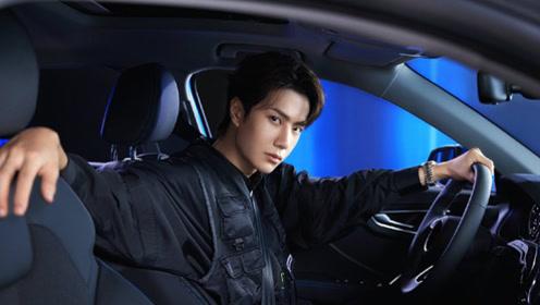 王一博最新代言宣传片曝光 在线邀请大家坐副驾可爱到犯规