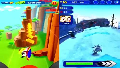好玩的游戏:安吉拉猫在天上飞!它的对手在地上跑!谁会胜出?!
