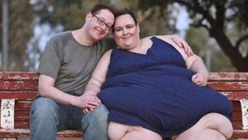 世界上最胖的女人,如今体重已高达750斤,却还想继续增肥