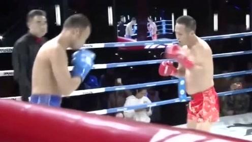 武林绝技上擂台,42岁八卦拳大师奇招百出,对手最终认输