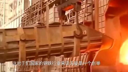 """中国打造486吨""""巨无霸""""惊艳出场,轻松赚千亿,美日直呼不敢信"""