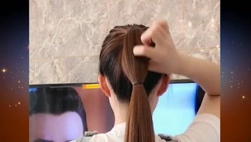 30多岁的女人,扎这样的发型,让你看上去更显年轻漂亮