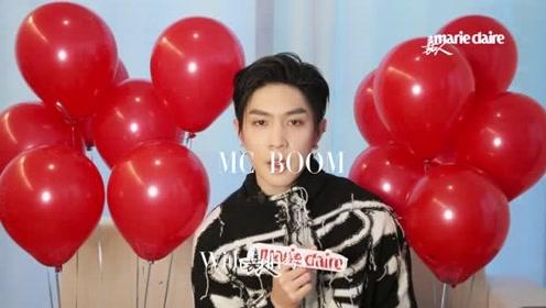 """嘉人《MC BOOM》马伯骞:被气球""""折磨""""的一天"""