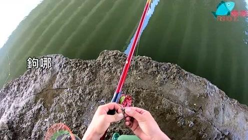 前打钓鱼,带新徒弟钓鱼,何时抓口很关键,适合新手学习