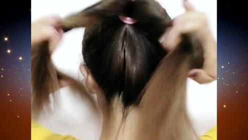 三四十岁的女人,试试这样的扎发发型,尽显年轻时尚气质