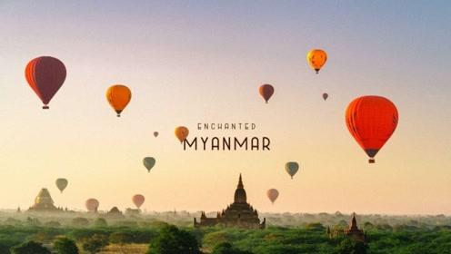 精选视频:千佛万塔,在缅甸「看破红尘」