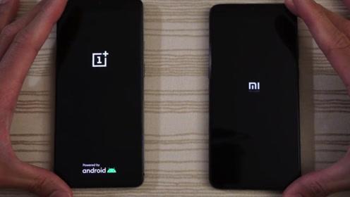 一加7T速度对比小米9、要问安卓哪家强一加小米想比比