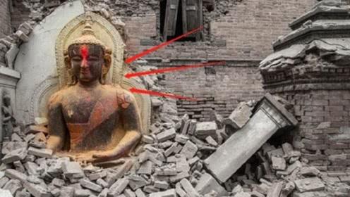 汶川地震为何佛像能够毫发无损?真的是佛祖显灵吗?看完身后一凉