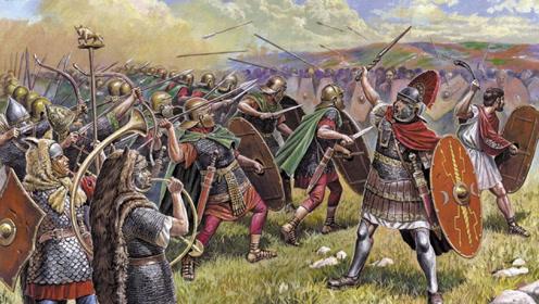 强中自有强中手:汉朝军队对罗马军团,谁更厉害一些?