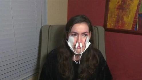 世界上最爱哭的人:每天要哭50次 哭不出来还拿洋葱催泪!