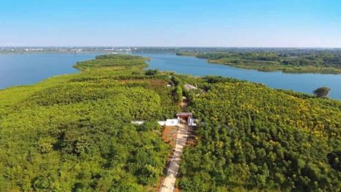 美爆了!湖南的第二大淡水湖,旅游资源堪比洞庭湖,你去过吗?