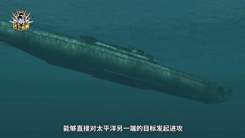 """二战中的""""潜水航母"""",浮出水面后战机直接弹射起飞,开眼界了"""