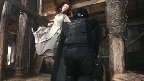 特警队围攻一个村姑,没想到她比快银还快,被虐到全军覆没