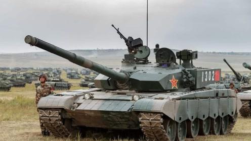 中国主战坦克有多牛?自己的穿甲弹都打不穿,引世界关注