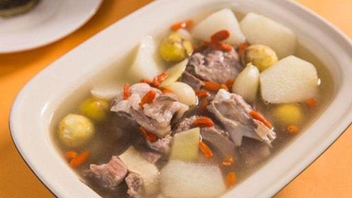 冬季孕妈常喝这3碗汤羹,养心安胎,滋补益气,提升免疫