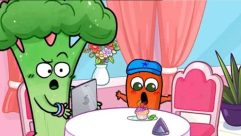 牛油果帮胡照看小孩子,好心带他去饭店,结果把餐厅搞的天翻地覆!
