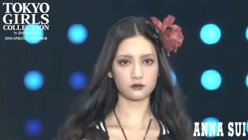 超迷人的日本模特,一脸的高傲,仿佛一位高贵的女王