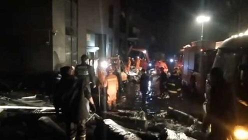 海宁污水罐体坍塌事故:失联人员全部找到,已造成9人死亡