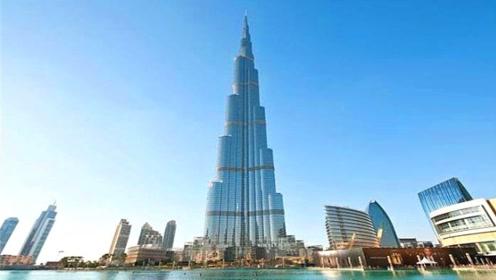 为何828米的迪拜塔,被风一吹会摆动3米?网友:设计师太牛了