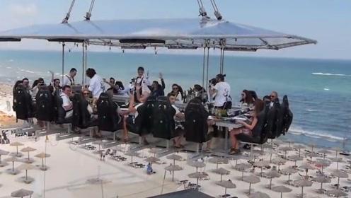全世界最危险的餐厅,吃饭前必须签生死状,不知道大家想不想去试试